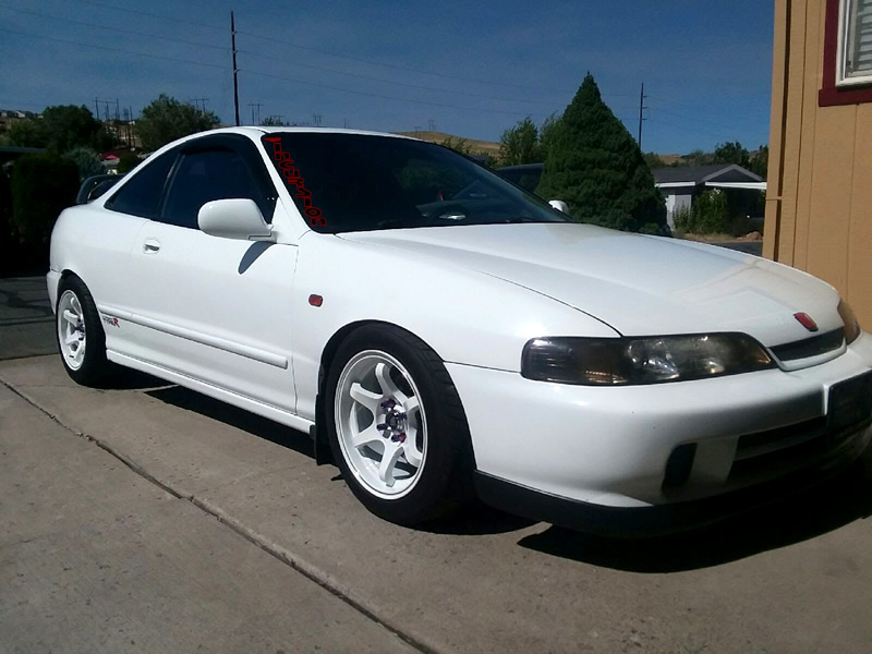 Eze's 1994 Acura Integra RS