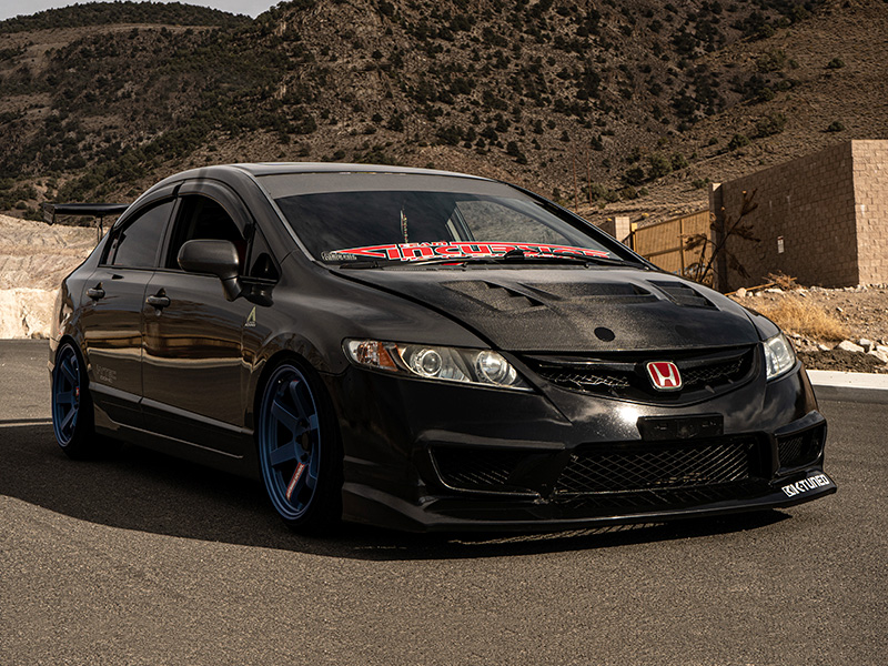 Ben 2011 Honda Civic Si