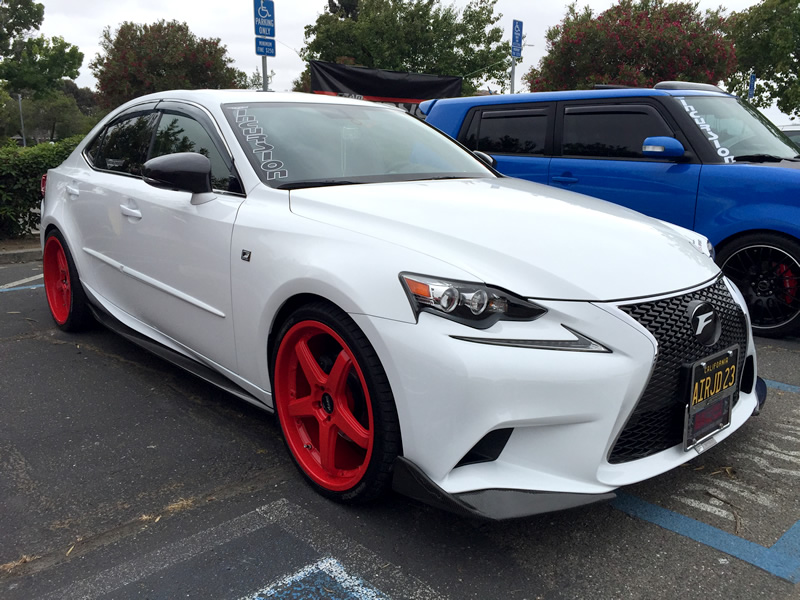 Mario's 2014 Lexus IS350 F Sport