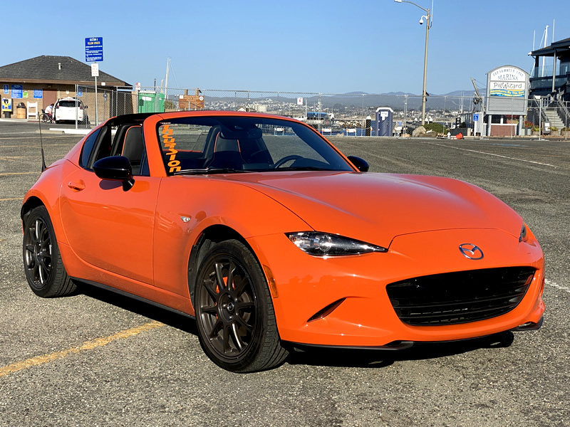 Chris's 2019 Mazda MX-5 Miata