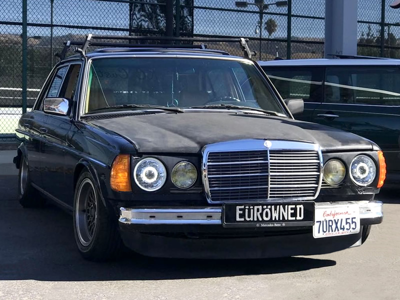 Mikey's 1983 Mercedes-Benz 300TD